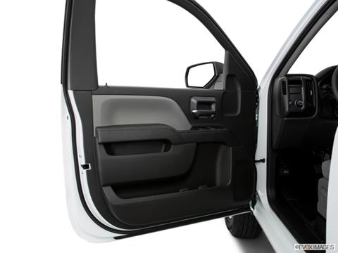 2018 chevrolet silverado 1500 regular cab Interior