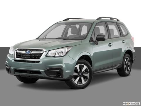 Subaru Forester Pricing Ratings Reviews Kelley Blue Book - Subaru forester 2018 invoice price