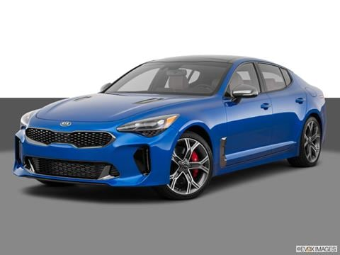 2018 Kia Stinger 25 Mpg Combined