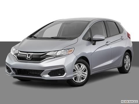 2018 Honda Fit Pricing Ratings Reviews Kelley Blue Book