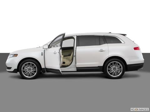 2018 lincoln mkt Exterior