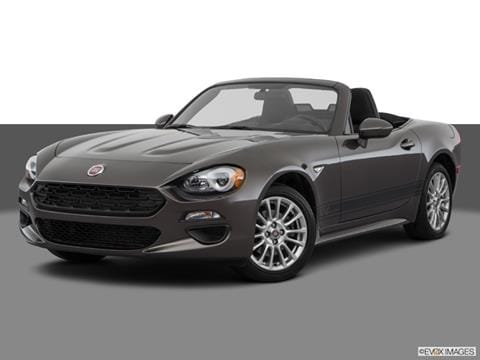 2019 Fiat 124 Spider Pricing Ratings Reviews Kelley Blue Book