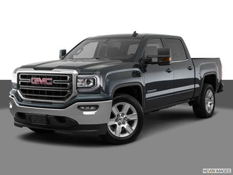 2018 gmc sierra 1500 crew cab pricing ratings reviews kelley blue book. Black Bedroom Furniture Sets. Home Design Ideas