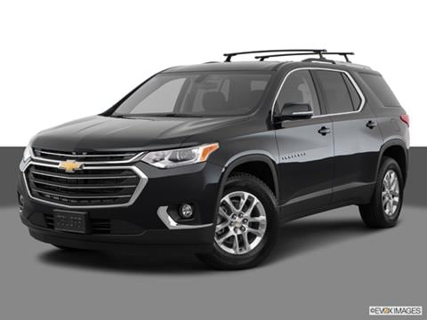 2018 Chevrolet Traverse Pricing Ratings & Reviews