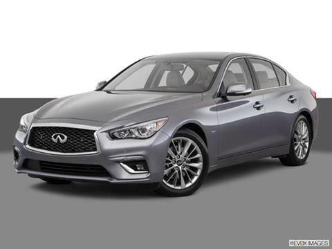 INFINITI Q Pricing Ratings Reviews Kelley Blue Book - Infiniti q50 invoice price