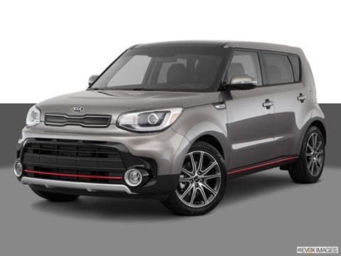 2018 kia soul pricing ratings reviews kelley blue book. Black Bedroom Furniture Sets. Home Design Ideas