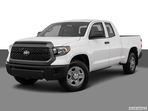 2018 Toyota Tundra Double Cab Pricing Ratings Amp Reviews
