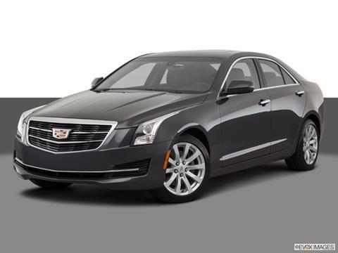 2018 Cadillac Ats Pricing Ratings Reviews Kelley Blue Book