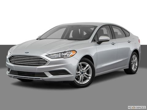 2018 ford fusion pricing ratings reviews kelley. Black Bedroom Furniture Sets. Home Design Ideas