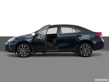 2018 Toyota Corolla Pricing Ratings Reviews Kelley Blue Book