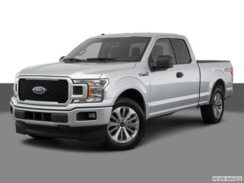 2018 Ford F150 Super Cab | Pricing, Ratings & Reviews | Kelley Blue Book