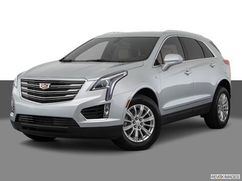 2018 Cadillac Xt5 Pricing Ratings Reviews Kelley Blue Book