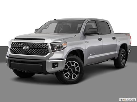 2018 Toyota Tundra Crewmax Pricing Ratings Amp Reviews