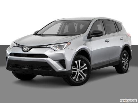 2018 Toyota Rav4 Pricing Ratings Reviews Kelley Blue Book