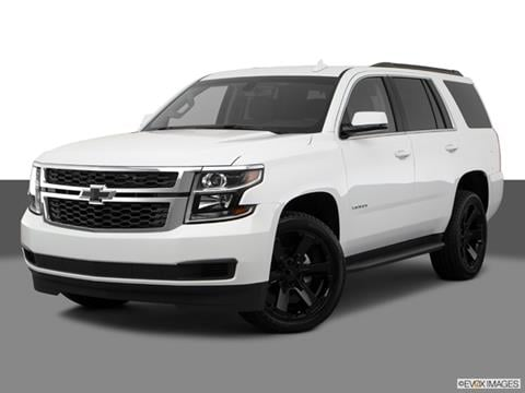 2018 Chevrolet Tahoe Pricing Ratings Reviews Kelley Blue Book