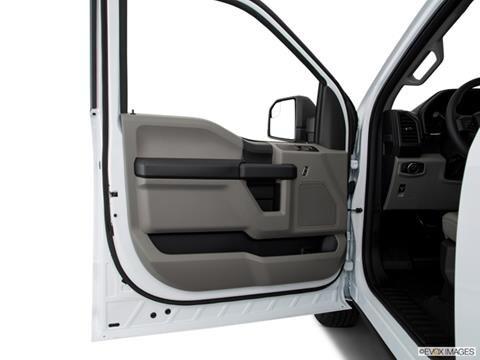 Ford F Regular Cab Interior