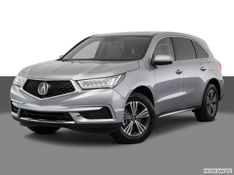 Acura MDX Pricing Ratings Reviews Kelley Blue Book - 2018 acura mdx price