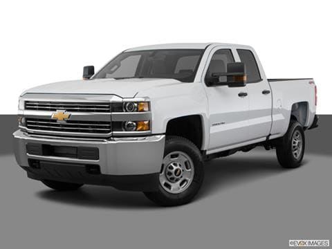 2018 Chevrolet Silverado 2500 HD Double Cab