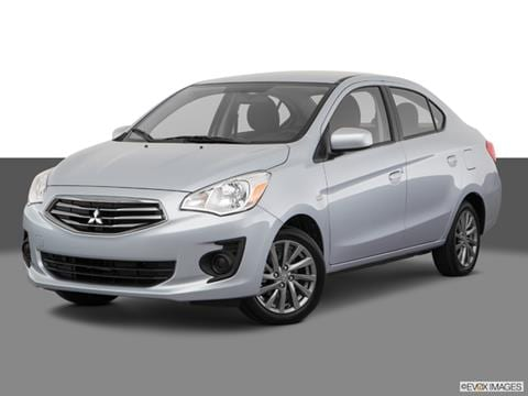 2018 mitsubishi mirage g4 pricing ratings reviews. Black Bedroom Furniture Sets. Home Design Ideas