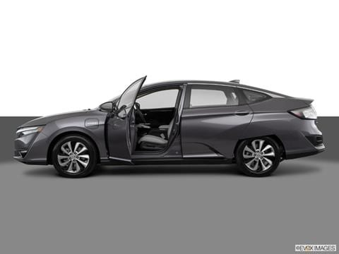 2018 honda clarity electric Exterior