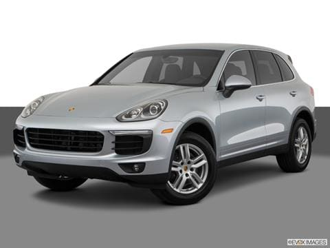 2018 Porsche Cayenne Pricing Ratings Reviews Kelley Blue Book
