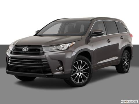 2018 Toyota Highlander Pricing Ratings Amp Reviews