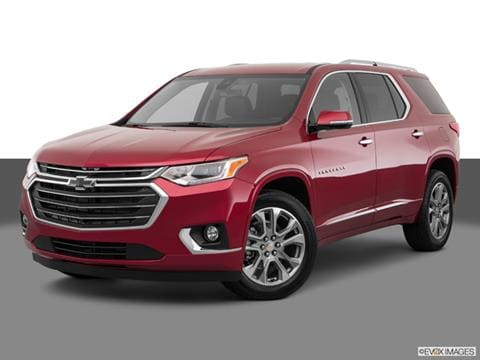 Used Chevy Traverse >> Chevrolet Traverse Pricing Ratings Reviews Kelley Blue Book