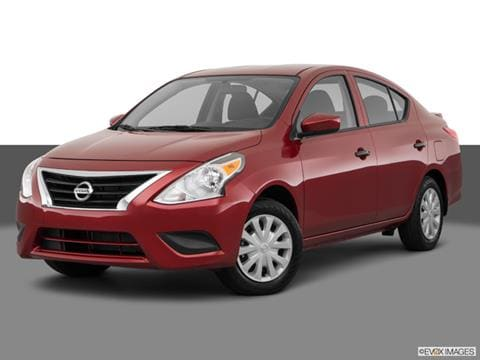 Nissan Versa Pricing Ratings Reviews Kelley Blue Book