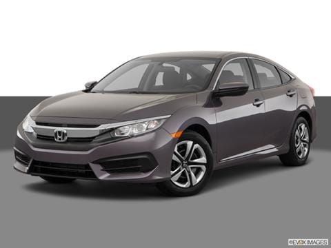 2018 Honda Civic 32 Mpg Combined