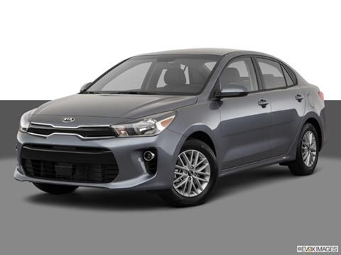 2018 Kia Rio Pricing Ratings Reviews Kelley Blue Book