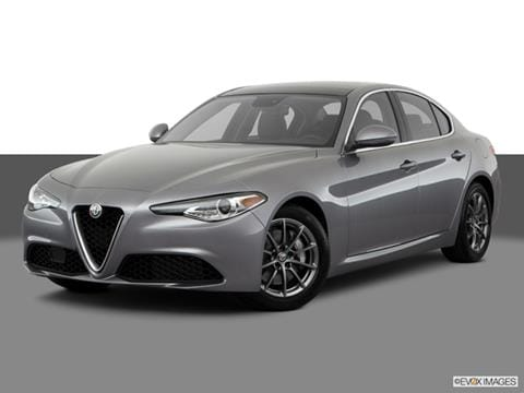 2018 Alfa Romeo Giulia Pricing Ratings Reviews Kelley Blue Book