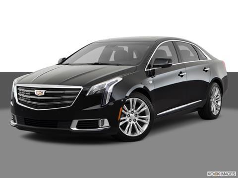 2018 Cadillac Xts Pricing Ratings Reviews Kelley Blue Book