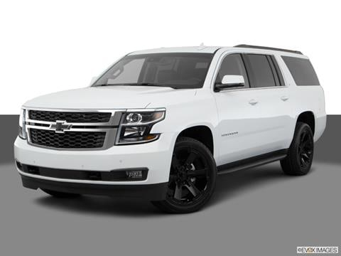 2018 Chevrolet Suburban Pricing Ratings Reviews Kelley Blue Book
