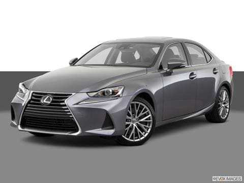 2018 lexus is pricing ratings reviews kelley blue book. Black Bedroom Furniture Sets. Home Design Ideas