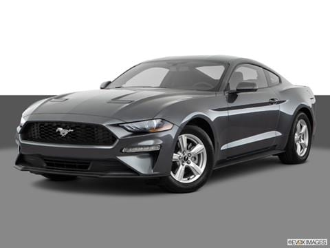 Mustang resale value