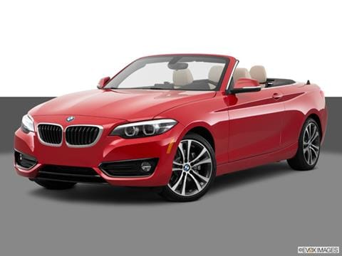 2018 BMW 2 Series 2-door 230i  Convertible Front angle medium view photo