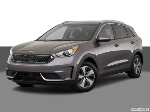 2018 kia niro pricing ratings reviews kelley blue book. Black Bedroom Furniture Sets. Home Design Ideas