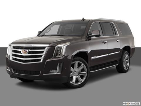 2018 Cadillac Escalade Esv 17 Mpg Combined