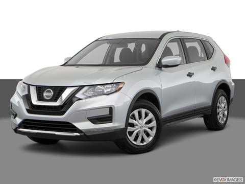 2018 Nissan Rogue Pricing Ratings Reviews Kelley Blue Book
