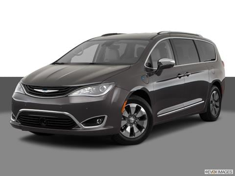 2018 Chrysler Pacifica Hybrid 32 Mpg Combined