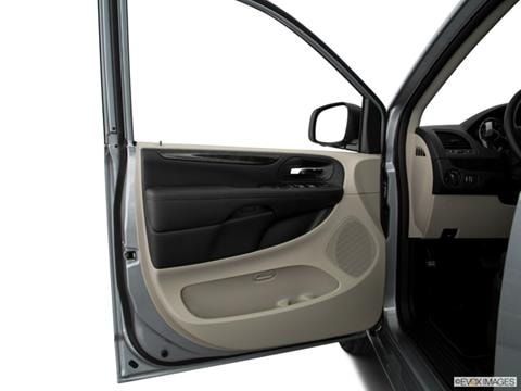 2018 dodge grand caravan passenger Interior