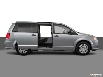 2018 Dodge Grand Caravan Penger Interior Exterior