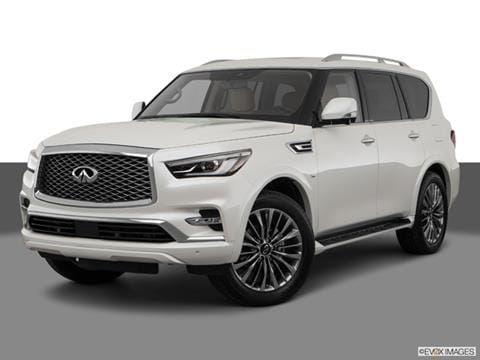 2018 Infiniti Qx80 Pricing Ratings Reviews Kelley Blue Book