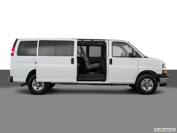 2018 chevrolet express 3500 passenger | pricing, ratings & reviews