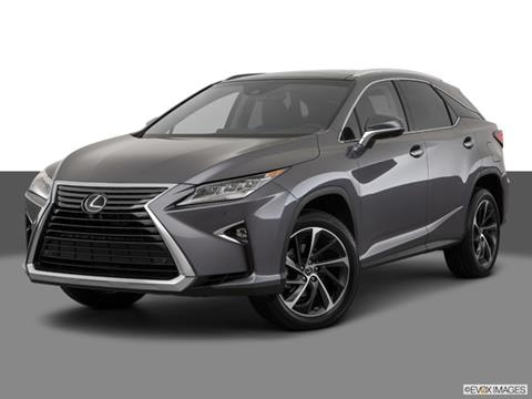 Lexus RX Pricing Ratings Reviews Kelley Blue Book - Lexus rx 350 invoice price 2018