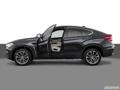 2018 Bmw X6 Pricing Ratings Reviews Kelley Blue Book