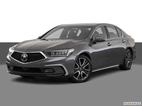 Acura RLX Sport Hybrid Pricing Ratings Reviews Kelley - Acura hybrid 2018