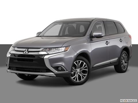2018 Mitsubishi Outlander Pricing Ratings Reviews Kelley Blue