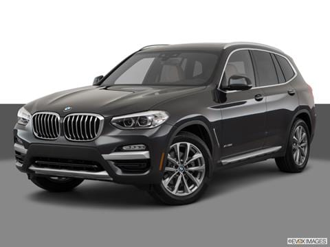 2018 bmw x3 pricing ratings reviews kelley blue book. Black Bedroom Furniture Sets. Home Design Ideas