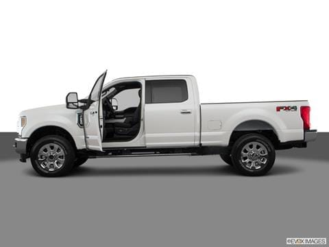 2018 ford f250 super duty crew cab Exterior